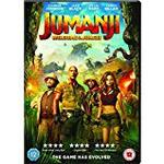 Jumanji: Welcome To The Jungle [DVD] [2017]